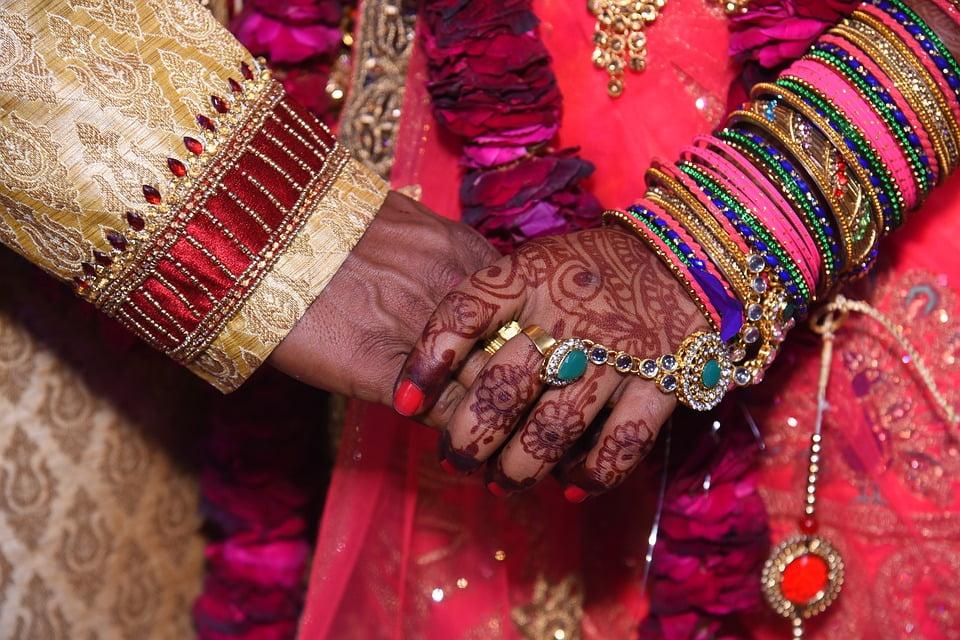 ślub w innej kulturze