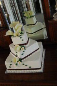 Tort weselny geometryczny