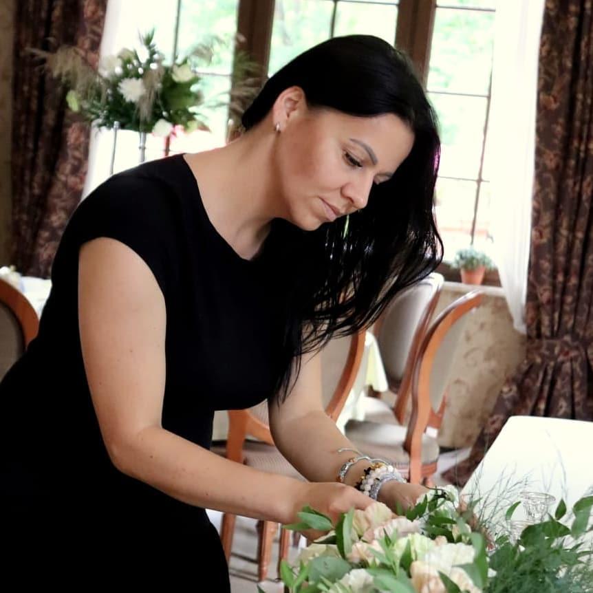 Marta Wółkiewicz - konsultant ślubny