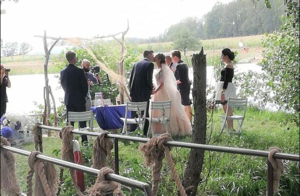 Tadeusz i Karolina - ślub w plenerze